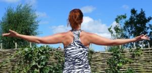Schulternacken-Rückenschmerzen
